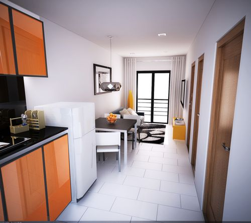 two bedroom condo realty baguio a mix of styles in a two bedroom condo unit rl